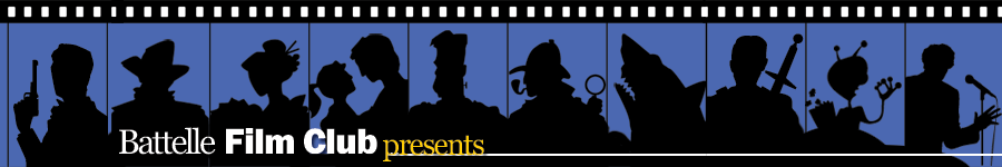Battelle Film Club logo